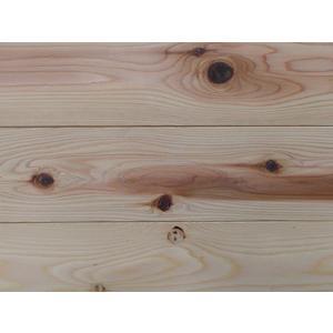 全国配送不可!【アトピー・キラー 森呼吸ハーフ】杉無垢フローリング 節あり 無塗装 3640×15×115ミリ|inaba-wood