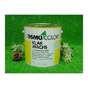 ◎値引きキャンペーン実施中!オスモカラー エキストラクリアー2.5L缶(内装用)|inaba-wood