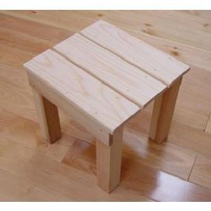 天然無垢健康いす(小) 組み立てキット|inaba-wood