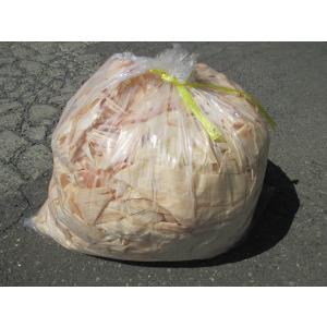 【全国配送不可/店頭引取りのみ】国産桧ウッドペーパー(かんなくず)大袋【抗菌・消臭・癒し効果】|inaba-wood