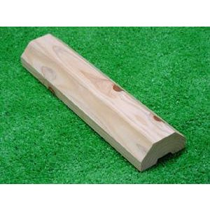 桧まる(ひのまる)くん 足裏つぼマッサージ用|inaba-wood