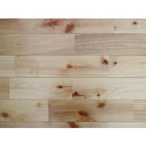 さくら無垢フローリング 節あり  アンティーク調  クリアー塗装 1820×15×90ミリ 10枚入 inaba-wood 02
