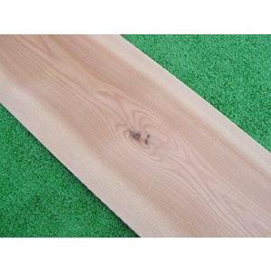 吉野杉無垢板 上小節 無塗装 1900×7×240ミリ inaba-wood