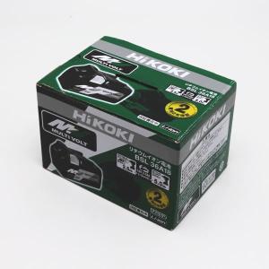 HiKOKI BSL36A18 16V/36Vマルチボルト リチウムイオン電池 2.5Ah  冷却対応・残量表示付 箱付属 inage78