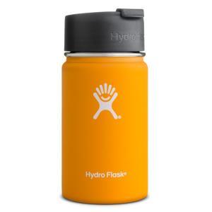 ハイドロフラスコ HydroFlask 保温・保冷水筒 12oz( 355ml) Wide Mouth Mango 平行輸入品|inage78