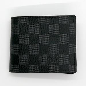 【未使用品】ルイ・ヴィトン LOUIS VUITTON N63336 ダミエ・グラフィット ポルトフォイユ・マルコ 折財布 inage78
