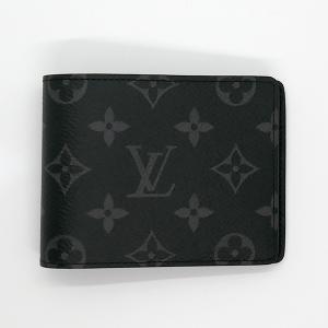 【未使用品】ルイ・ヴィトン LOUIS VUITTON M61695 モノグラム・エクリプス ポルトフォイユ・ミュルティプル 折財布 inage78