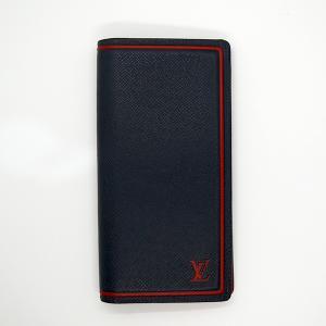 【新品同様品】ルイ・ヴィトン LOUIS VUITTON M63434 タイガ ポルトフォイユ・ブラザ ブルーマリーヌ 長財布 inage78