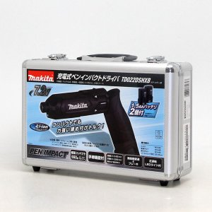 マキタ 7.2V 充電式 ペンインパクトドライバ TD022DSHXB 黒|inage78