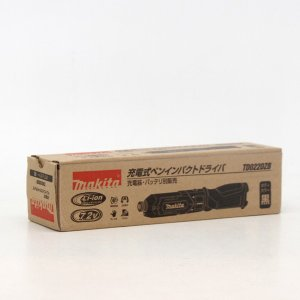 マキタ 7.2V 充電式 ペンインパクトドライバ TD022DZB 黒 本体のみ|inage78