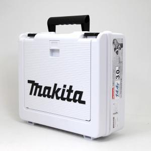 マキタ 充電式インパクトドライバ 14.4V TD138DRFXW ホワイト 3.0Ah|inage78