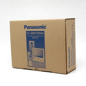 パナソニック ワイヤレスモニター付きテレビドアホン VL-SWH705KS