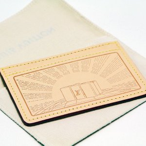 ルイ・ヴィトン LOUIS VUITTON 非売品カードケース ノベルティ品 袋付き|inage78