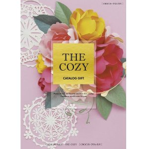 送料無料 カタログギフト THE COZY クロッカス 【御祝 内祝 お礼 快気祝 お返し】