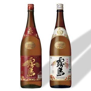 霧島酒造 芋焼酎 赤霧島・白霧島 各1.8L飲...の関連商品8
