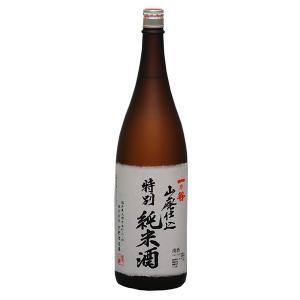 宇野酒造場 一乃谷 山廃仕込 特別純米 1.8L瓶×6本