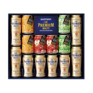 お歳暮 ビール 送料無料 サントリー ザ・プレミアム・モルツプレミアムファミリーセット 型番:PF30K お歳暮ギフト 詰め合わせ
