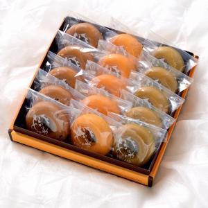 【米粉100%使用】米粉の手焼きドーナツ いなほや15個セット グルテンフリー プレーン、抹茶、ショコラ 小麦粉不使用  送料無料|inahoya
