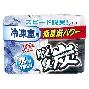 キャッシュレス5%還元 エステー 脱臭炭 冷凍室用 脱臭剤 70g|inai