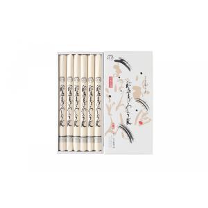 【ご贈答用紙箱入り】稲庭まぼろしうどん 1200g(200g×6本)|inaniwamaborosi