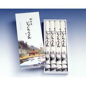 稲庭うどん 紙箱入り6〜8人前 稲庭屋|inaniwaya