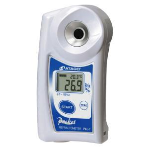 商品名:デジタル ポケット 糖度計 PAL-1 メーカー:株式会社アタゴ 型式:PAL-1 お届け数...