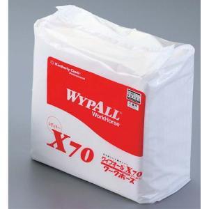 クレシア ワイプオールX70 4つ折り(50枚入)/業務用/新品