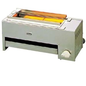 (業務用)パロマ 赤外線下火式グリラー GYK-10A型(1連式) LP|inbis