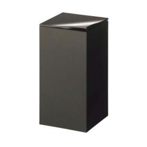 商品名:RETTO(レットー)コーナーポット ブラック 寸法:100×100×H210 送料区分:グ...