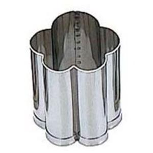 型 EBM 18-8 手造リ業務用 抜型 春 ヨコ梅 バラD EBM/グループA