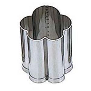 型 EBM 18-8 手造リ業務用 抜型 春 ヨコ梅 バラE EBM/グループA