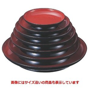 商品名:寿盛器朱天黒尺2寸 寸法:高さ63直径:358 メーカー:若泉 送料区分:グループI お届け...