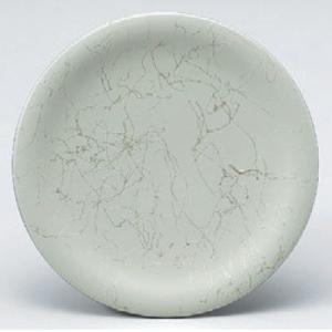 回転寿司皿 寿司皿グレー銀乱糸  高さ21 直径:150 (業務用食器)(グループI)