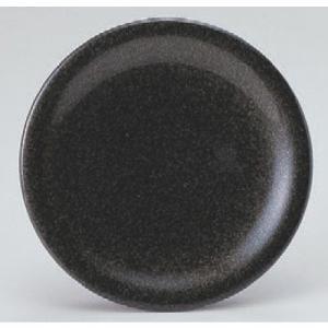 回転寿司皿 寿司皿ブラックパール  高さ21 直径:150 (業務用食器)(グループI)