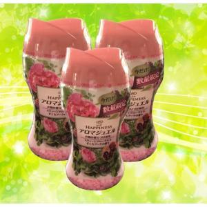 【まとめ買い】数量限定 P&G レノアハピネス アロマジュエル スウィートフローラル&ざくろブーケの香り 180ml×3個セット