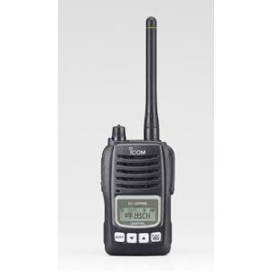 無線機 インカム アイコム ICOM IC-DPR6 デジタル簡易無線 登録局トランシーバー 5W|incom-musenki