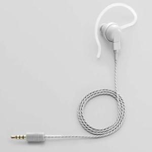 無線機 インカム アイコム ICOM SP-16P 耳掛け型イヤホン グレー|incom-musenki