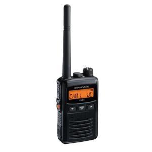 トランシーバー 無線機 スタンダード (八重洲無線) STANDARD VXD1 デジタル簡易無線 登録局トランシーバー 1W|incom-musenki