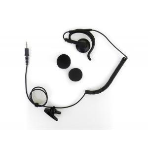 アイコム アルインコ 八重洲 ケンウッド 用 2.5φ トランシーバー 耳掛型 イヤホン SP-28 EME-27 汎用品 イヤーパッド2個付 EH-1S25-32の画像
