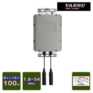 FC-40 八重洲無線 ロングワイヤー対応の外部オートアンテナチューナー 送料無料|incomexpress