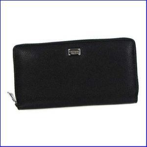 ドルチェアンドガッバーナ BP1672 R長財布  Dolce and Gabbana  A1001 ブラック|increase2