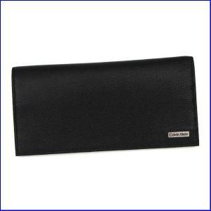 カルバンクライン 長財布 79219 ブラック CALVIN KLEIN  LONG WALLET W/COIN  BLACK|increase2