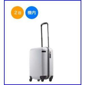 ace.ウィスクZ 32リットル 04021 スーツケース 機内持込みサイズ 2泊程度のご旅行向きキャリーケース increase2