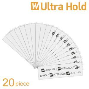 ウルトラホールド ULTRA HOLD TAPE(20枚入り)かつら・ウィッグ用|increasehair
