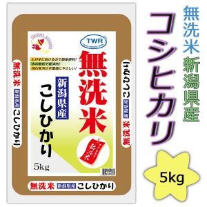 無洗米2年産 新潟県産コシヒカリ5kg送料無料(北海道・沖縄・九州の場合は別途料金がかかります) inebourice