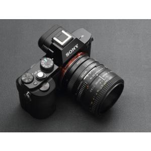 ソニーαEマウントのカメラに、ミノルタMDレンズを取り付けるアダプター。 フルサイズ対応、ニューモデ...