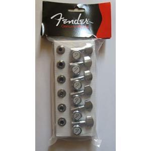 Fender Locking Tuners Chrome フェンダー ロック式ペグ ロッキング チュ...