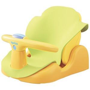 Aprica (アップリカ) バスチェア はじめてのお風呂から使えるバスチェア YE 91593 【...