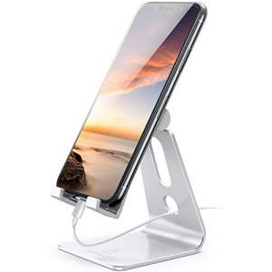 スマホ スタンド 角度調整可能, Lomicall iphone スタンド : 充電スタンド, ホル...