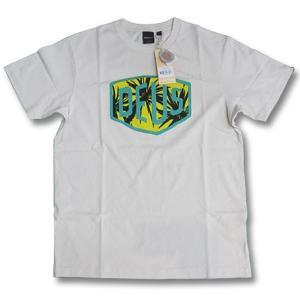 Deus ex Machina デウスエクスマキナ CENTI SHIELD TEE Tシャツ JMS91351B|infinisportsnetshop